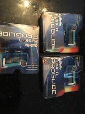 Gillette Fusion Proglide Razor Blades 4 cartridges Pack Lot Of 3 12 Cartridges