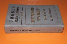 (156B) TRADER HANDBOOK 1959 For the motor, motor cycle and cycle trades