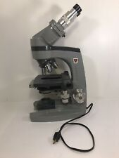 Ao Spencer Microscope 546788 Four Objectives American Optical Nice