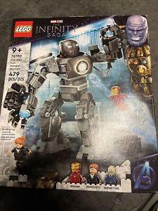 LEGO Marvel Iron Man (Iron Monger Mayhem) Building Set 76190 NEW