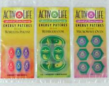 Activ Life Energy Patches for EMF Reduction Microwaves Cell Phones Refridgerator