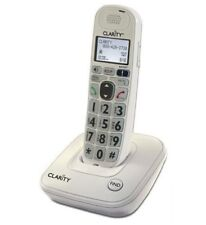 Clarity DECT 6.0 Amplified/Low Vision Cordless Phone w/ CID Display CLARITY-D702