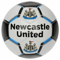 Newcastle United FC Mini Football White/Black Soccer Ball