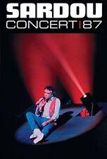 "DVD "" Michel Sardou Concert 87"" - NEUF SOUS BLISTER"