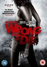 Monika: A Wrong Way To Die [DVD], Very Good DVD, Jason Wiles, Cerina Vincent, Je