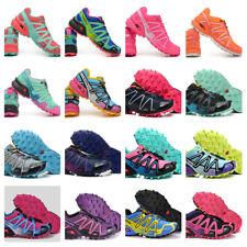 Women's Speedcross 3 Athletic Sneakers Running Outdoor Hiking Shoes