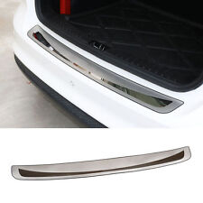 Fit For 14- Corolla Euro Rear Trunk Bumper Protector Panel Cover Trim Sill Plate