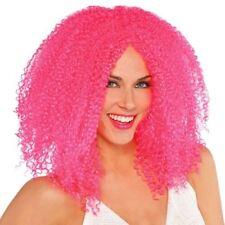 Pelucas y extensiones de color principal rosa