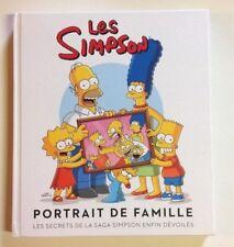LES SIMPSON Portrait de famille les secrets de la saga enfin dévoIlés LIVRE