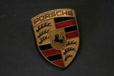 Porsche 986 987 996 997 Boxster Carrera Cayman Front Hood Colored Crest Emblem *