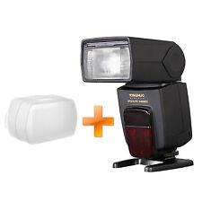 Yongnuo YN568EX YN-568EX i-TTL HSS 1/8000 Aufsteckblitz mit Diffusor für Nikon