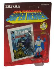 DC Comics Super Heroes Batman (1990) Ertl Die-Cast Metal Mini Figure