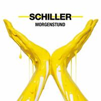SCHILLER - MORGENSTUND/DELUXE   CD+BLU-RAY NEW