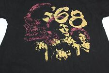 RARE 68 Punk Rock In Humor & Sadness L Large Band Death Speaks The Truth Tshirt