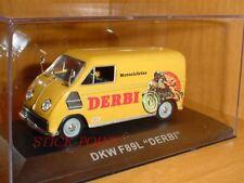 """DKW F89L F-89-L 1:43 """"DERBI BIKES"""""""