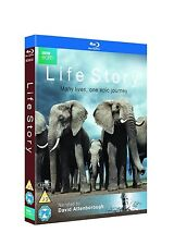 David Attenborough - Life Story 2er [Blu-ray] NEU Tiere BBC Earth