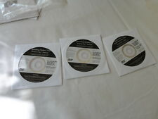 OP-Windows Vista Business 3 DVDs; 32 bit, 64 bit & Appl.& Driver Recovery