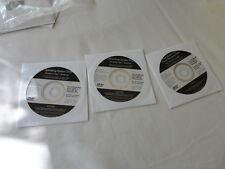 OP-Windows Vista Business 3 DVDs; 32 bit, 64 bit & Appl.& Driver Recovery