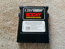 Rocky CBS COLECOVISION