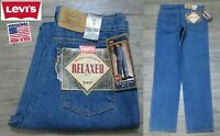 NEW VINTAGE 1991 LEVI'S 540 RELAXED FIT DENIM JEANS PANTS DEADSTOCK USA 32x34