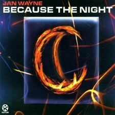 Jan Wayne | Single-CD | Because the night (2002)