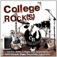 College Rock(s; 2003) T.a.t.u., Avril Lavigne, Busted, Guano Apes, Kell.. [2 CD]