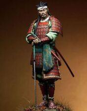 1/18 90mm Resin Figure Model Kit Japanese Samurai with Sword Unpainted