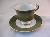 VINTAGE SANGO COFFEE OR TEA CUP AND SAUCER - MADE IN JAPAN - A GREAT MAN'S SET!
