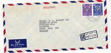 SS385 1979 * Abu Dhabi Emiratos Árabes Unidos * Devon GB Cubierta {samwells-cubre} Pts