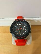 CASIO G-SHOCK GW-3000M-4AER SKY COCKPIT MULTIBAND 6 ORANGE