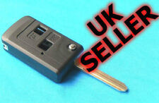 Toyota 2 Button Flip Key Fob case Celica, Avensis