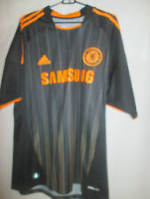 Chelsea 2010-2011 Away Football Shirt Size Large /15822