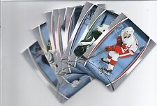 07-08 2007-08 UPPER DECK TRILOGY BASE CARDS - FINISH YOUR SET -LOW SHIPPING RATE