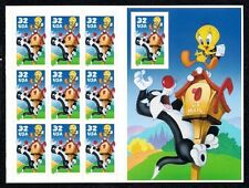 1998 - TWEETY & SYLVESTER - #3205 Full Mint -MNH- Sheet of 10 Postage Stamps