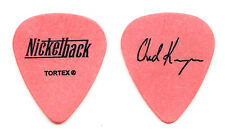 Nickelback Chad Kroeger Signature Orange Guitar Pick - 2003 Tour