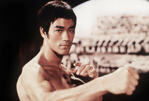 Bruce Lee - The Way of the Dragon (1972) - 24 x 36 - Poster Reproduction