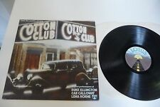 MOTION PICTURE COTTON CLUB LP DUKE ELLINGTON CAB CALLOWAY ..LOTUS ITALY PRESS.