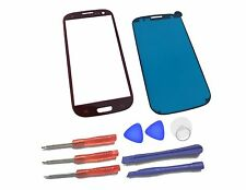 Red Replacement LCD Screen Glass Lens Samsung Galaxy S3 i9300 I747 T999 NEW