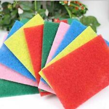 10PCS Cleaner Dish Foam Wash Cloth Dirt Eraser Cleaning Towel Magic Sponge