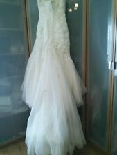 Amanda wyatt wedding dress Size 10