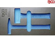 BGS 4046-1 Werkstattwageneinlage leer Werkstattwagen-Einlage für BGS Satz 4046