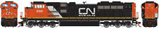 Athearn Genesis HO Scale EMD SD70ACe Canadian National/CN #8100/Re-Paint