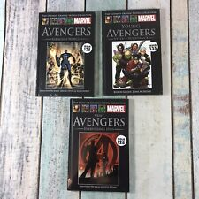 The Ultimate Graphic Novels Collection Marvel - Avengers Young New x 3 Books HC