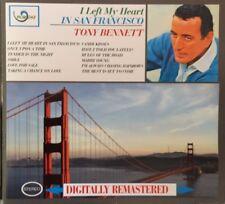 TONY BENNETT I Left My Heart In San Francisco CD. Brand New & Sealed
