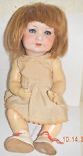 "VINTAGE 12"" ARMAND MARSEILLE BISQUE HEAD DOLL 971 A.3.M"