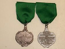CARPATHIA BRONZE MEDAL TITANIC WHITE STAR LINE ICEBRG UNSINKABLE MOLLY BROWN !!!