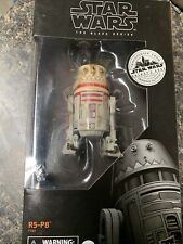 Star Wars The Black Series R5-P8~6? Target Exclusive Galaxy?s Edge