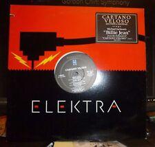 """CAETANO VELOSO """"Medley: Nega Maluca / Billie Jean / Eleanor Rigby"""" 12 inch PROMO"""