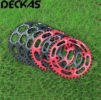 DECKAS 104BCD 40T-52T MTB Bike Narrow Wide Round Single Speed Chainwheel Disc