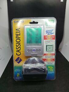 Casio Cassiopeia PV-S400 Plus Pocket Organizer Open box